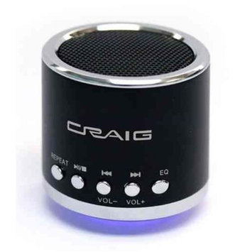 Craig Electronics Inc Aluminum Ultra Sound Speaker Assorted