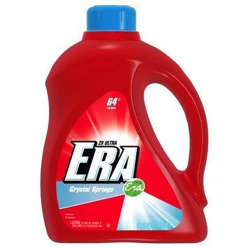 Era 2x Ultra Crystal Springs Liquid Detergent 64 Uses 100 Fl Oz (Pack of 4)