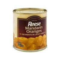 Reese Mandarin Oranges Segments in Light Syrup
