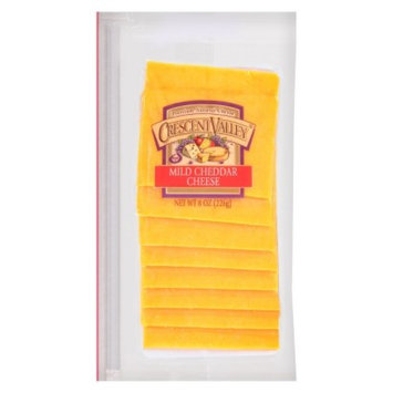 Crescent Valley Mild Cheddar Cheese Shingle 8 oz