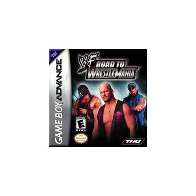 THQ WWE Road to Wrestlemania X8