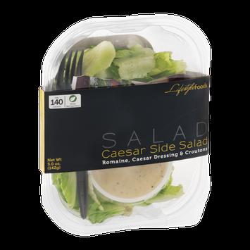 Lifestyle Foods Caesar Side Salad