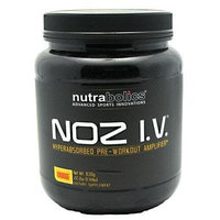 Nutrabolics NOZ I.V. Orange 1.41 lb (22.2 oz/630 g)