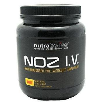 Nutrabolics NOZ I.V. Orange 1.41 lb (22.2 oz/630 g)