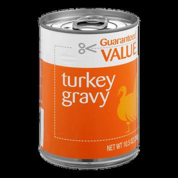 Guaranteed Value Gravy Turkey