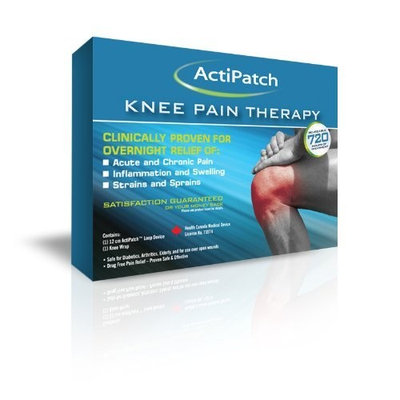 WRIST PAIN THERAPY ACTIPATCH RE-USABLE 720 HRS OF TREATMENT