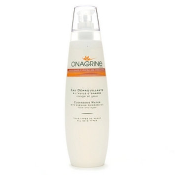 Onagrine Cleansing Water with Evening Primrose Oil for Face and Eyes