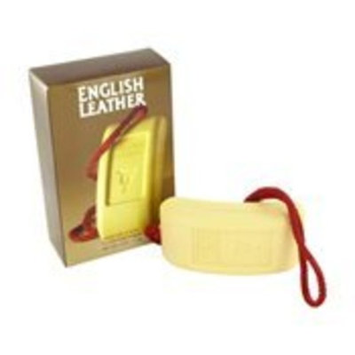 Dana English Leather Soap On A Rope for Men, 6.0 Ounce
