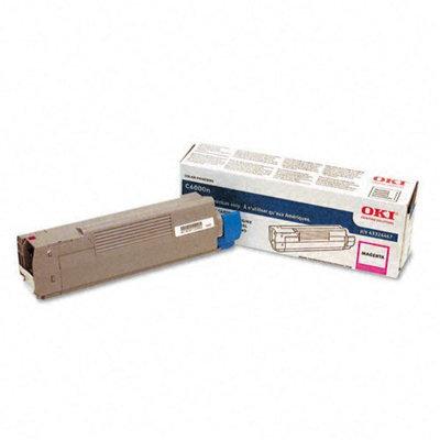 Okidata Corporation 43324467 Toner Cartridge, Magenta - OKIDATA