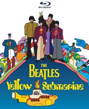 Universal Beatles Yellow Submarine Blu-Ray