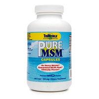 TriMedica Pure MSM 500mg Capsules
