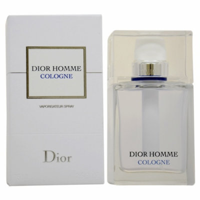 Christian Dior Homme Eau de Cologne Spray, 2.5 fl oz