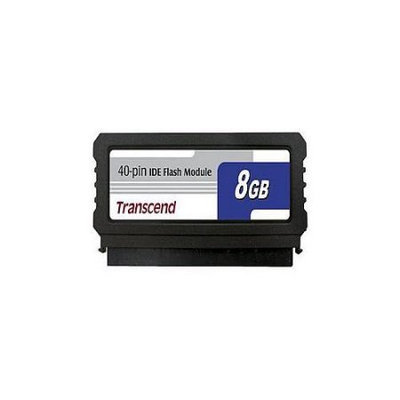 Transcend 8GB Internal Solid State Drive - IDE