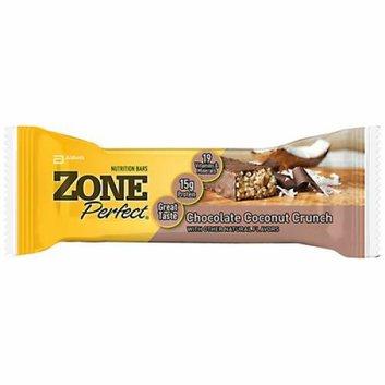 Zone Nutrition Bar Chocolate Coconut Case of 12 1.76 oz