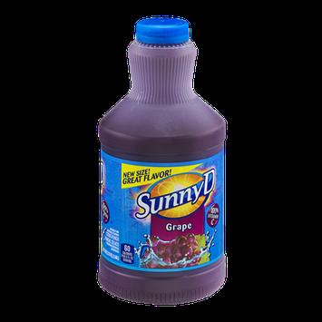 SunnyD Citrus Punch Grape