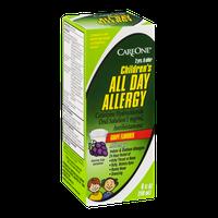 CareOne Children's All Day Allergy Medicine Grape Flavored
