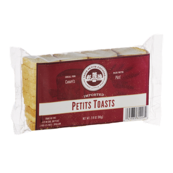 Trois Petits Cochons Imported Petits Toasts