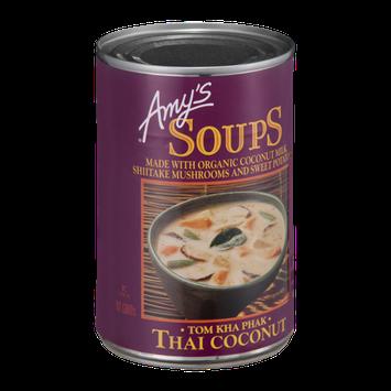 Amy's Soups Tom Kha Phak Thai Coconut