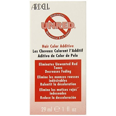 Ardell Hair Color Bottle, Unred, 1 Ounce