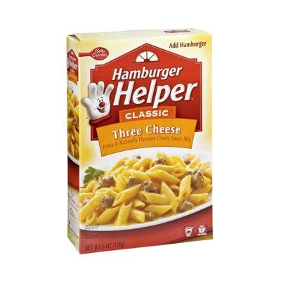 Betty Crocker Hamburger Helper Classic Three Cheese