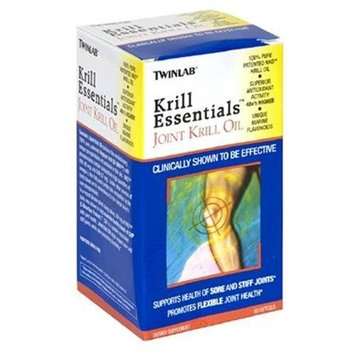 Twinlabs Joint Krill Oil with NKO, 60 Capsules