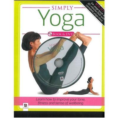 Simply Yoga: Book & DVD