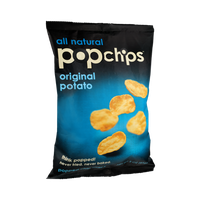 Popchips Original Potato Popped Chip Snack