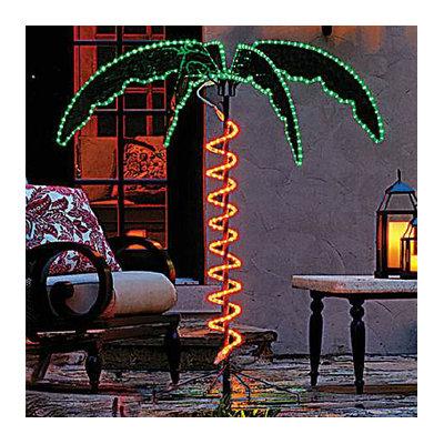 Roman 4.5-feet Ropelight Palm Tree