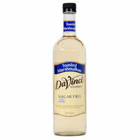 DaVinci Gourmet Toasted Marshmallow Sugar Free Coffee Flavoring Syrup