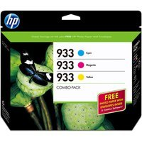 HP 933 Combo Creative Pack Printer Ink Cartridge -