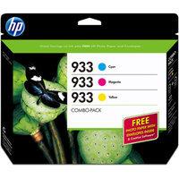 HP 933 Combo Creative Pack Printer Ink Cartridge -