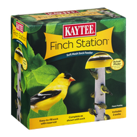 Kaytee Finch Station Soft Mesh Sock Feeder