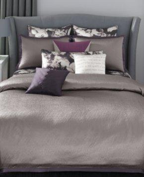 Vince Camuto Home Provence King Comforter Mini Set Bedding