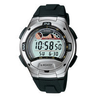 Casio Sport Watch 100M Water Resistant Dual Alarm