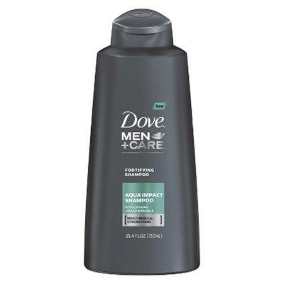 Dove Men+Care Aqua Impact Fortifying Shampoo 25.4 oz