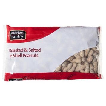 market pantry Market Pantry Roasted & Salted Shelled Peanuts - 24 oz.