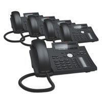 Snom D345 (5-Pack) D345 Desk Telephone