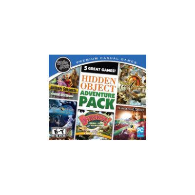 Encore-FERT Hidden Object Adventure 5 Pack
