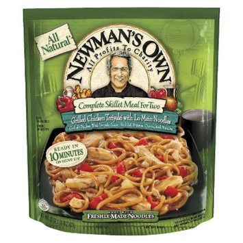 Newman's Own Grilled Chicken Teriyaki with Lo Mein Noodles