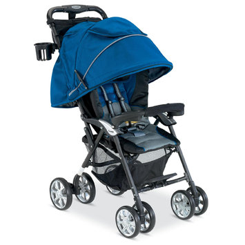 Combi Usa Combi Cabria Fashion Stroller - Royal Blue Royal Blue