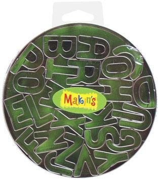 Makin's Makin'S Usa Alpha 26/P-Clay Cutter Set