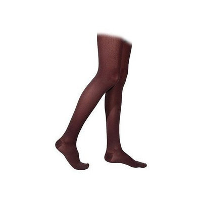 Sigvaris 860 Select Comfort Series 20-30 mmHg Women's Closed Toe Thigh High Sock Size: M4, Color: Dark Navy 08