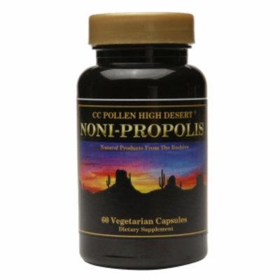 Cc Pollen CC Pollen - High Desert Noni-Propolis - 60 Vegetarian Capsules