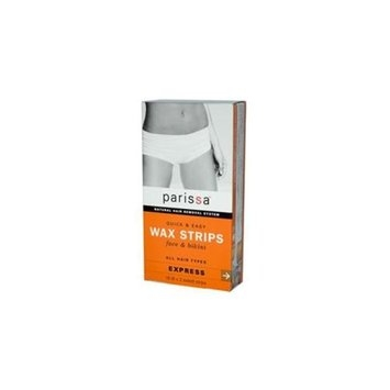 Parissa Quick & Easy Wax Strips