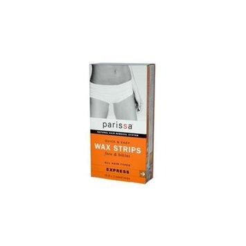 Parissa Quick & Easy Wax Strips