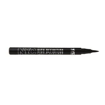 NYC High Definition Liquid Eyeliner