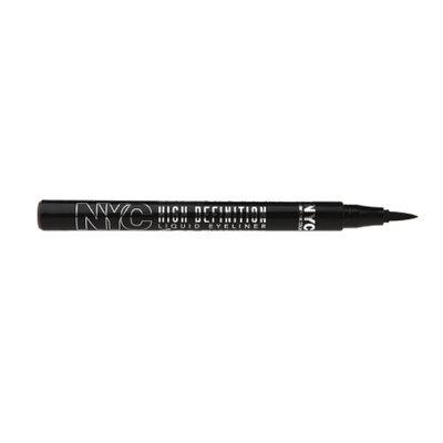 NYC High Definition Liquid Eyeliner