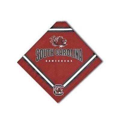 Sporty K9 Dog Bandana - University of South Carolina