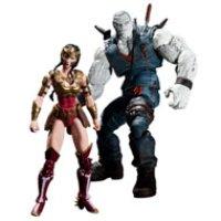Diamond Comics Injustice: Wonder Woman/Solomon Grundy 2 Pack Action Figure