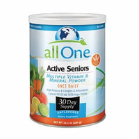 All One Active Seniors Multiple Vitamin & Mineral Powder